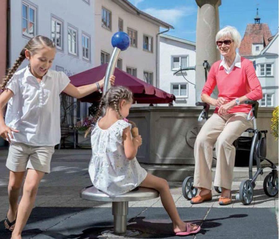 vendita rollatore per disabili fano