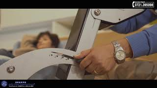Poltrona e cicloergometro Jolly Casa International