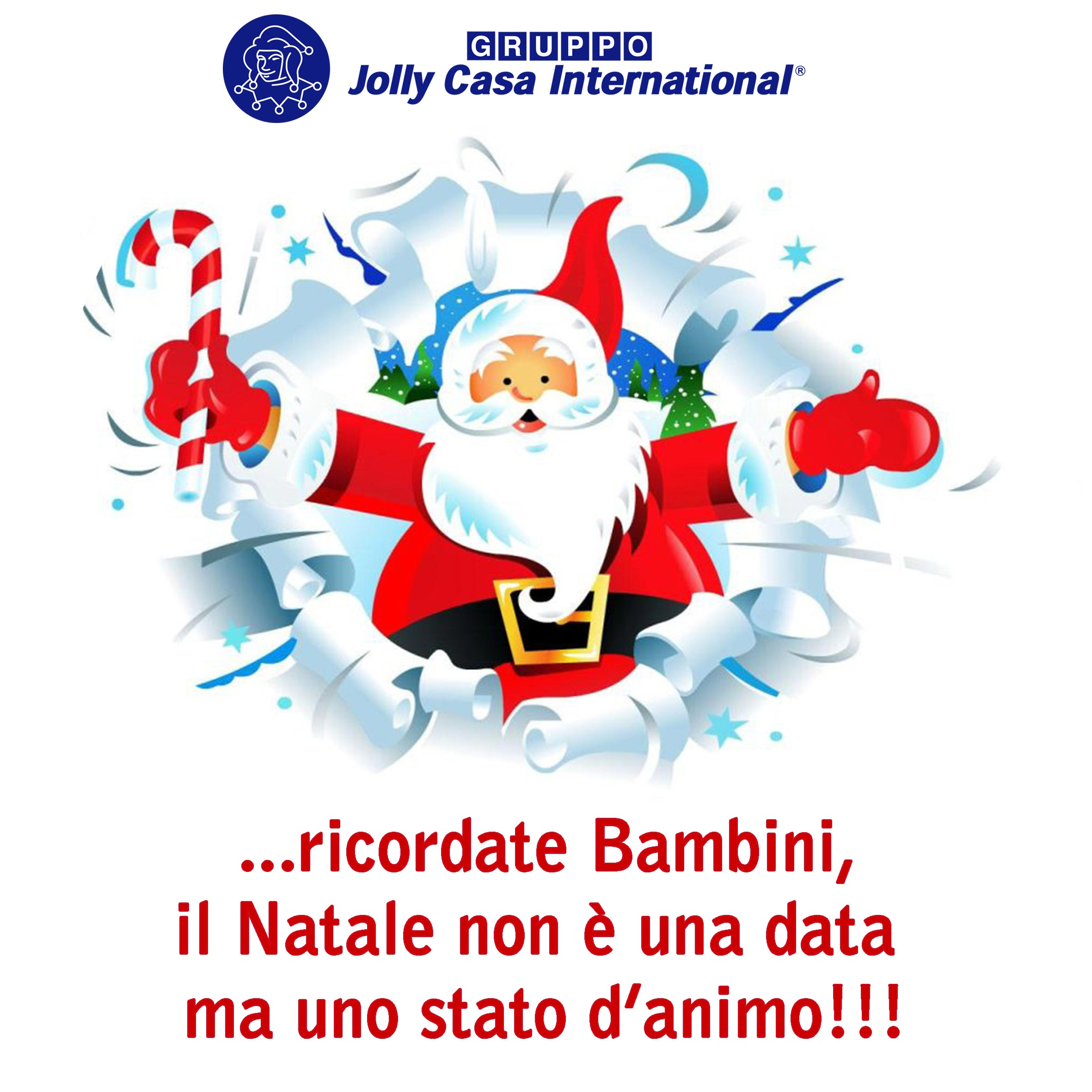 Buon Natale con tutto il Cuore e quando il Natale passerà Auguri per l'anno che Verrà!