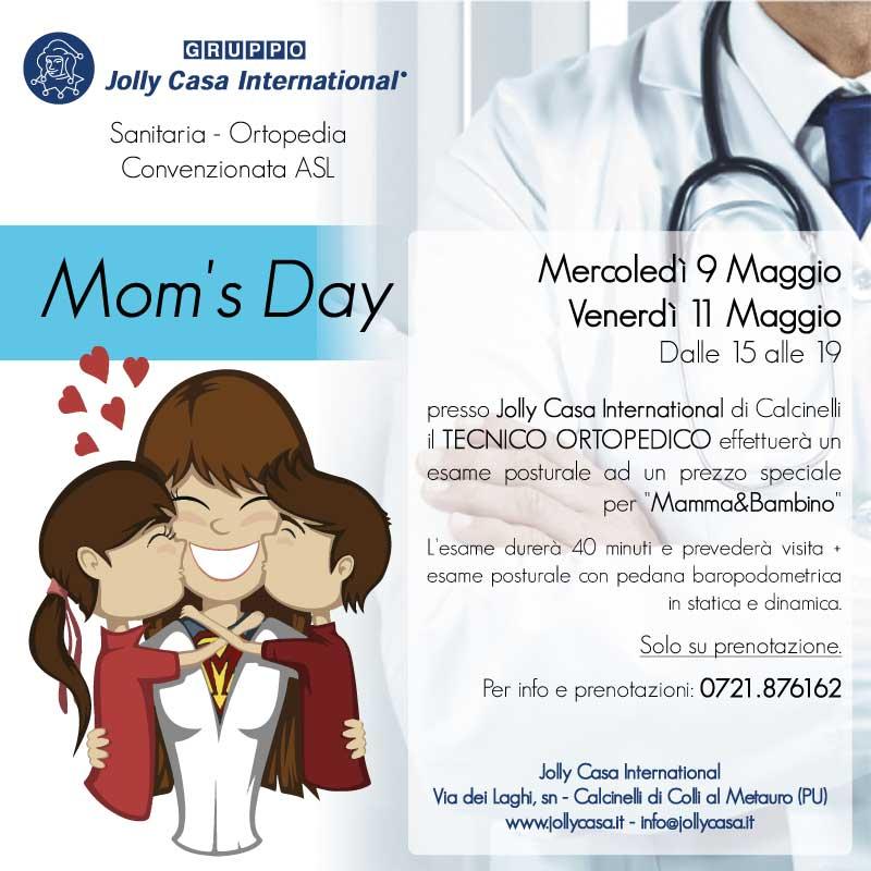 MOM'S DAY – Una festa da condividere!